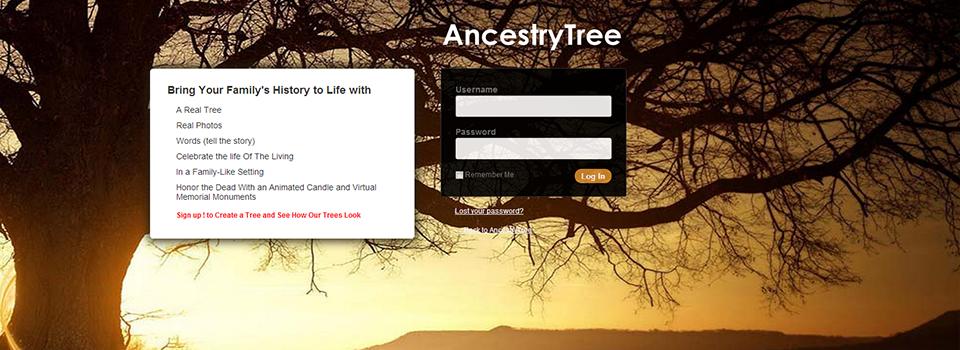 AncestryTree.org
